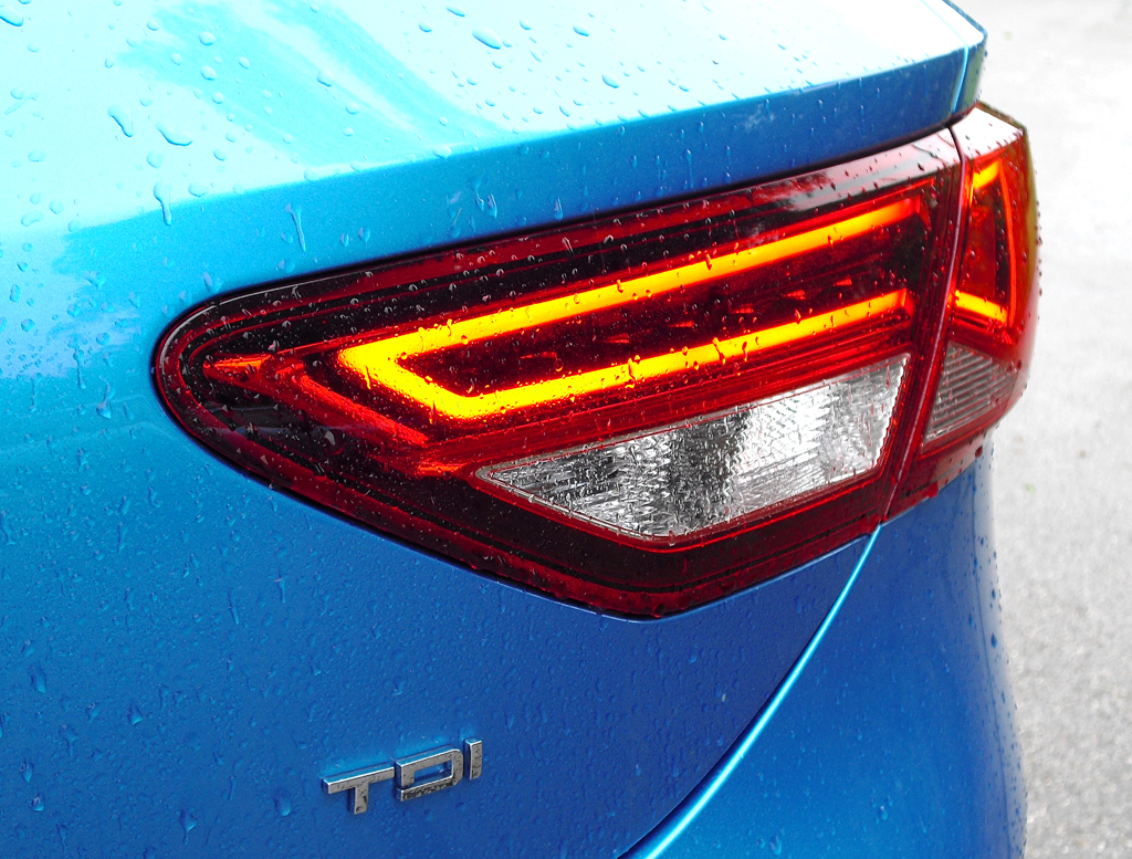 Seat León SC: Wie der Fünftürer fasst auch der Dreitürer 380 Liter Gepäck.