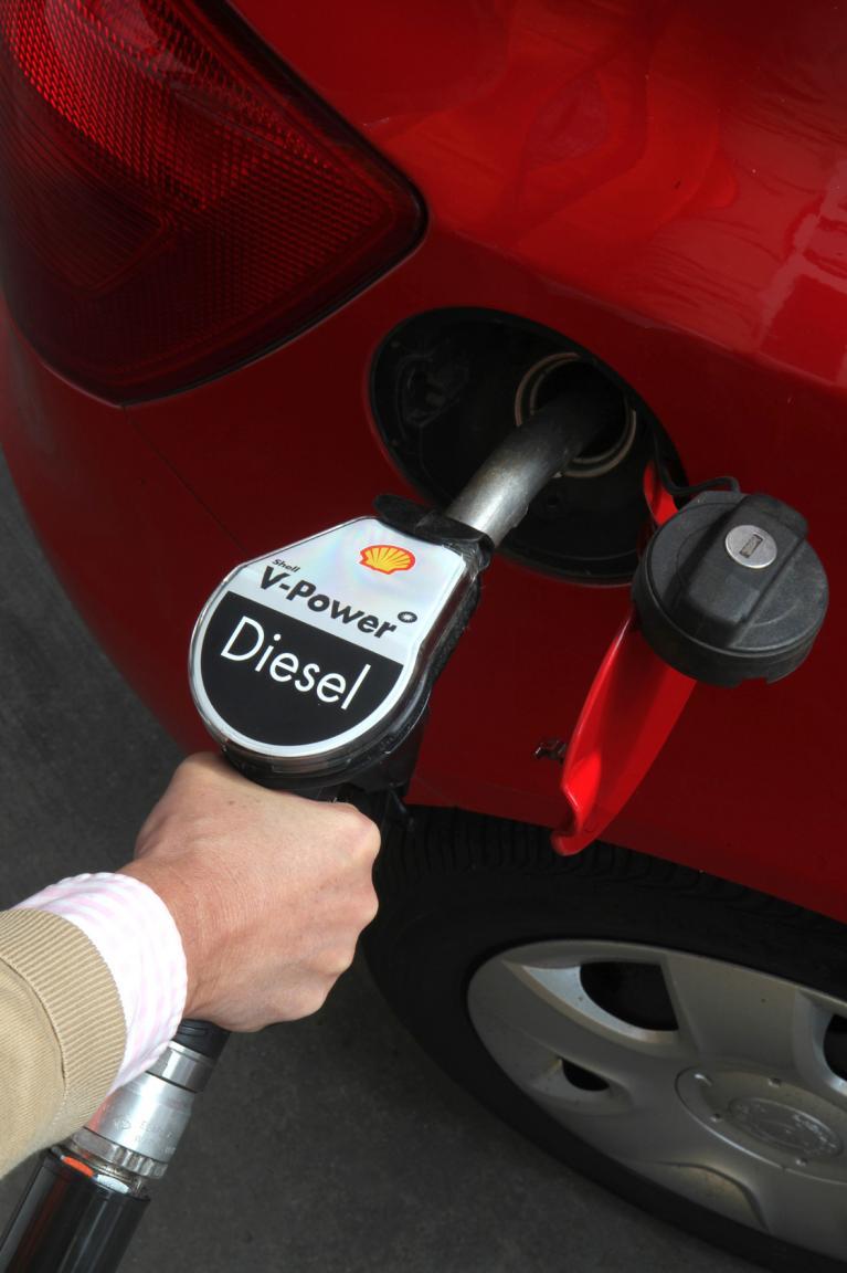 Shell verbessert Kraftstoffe