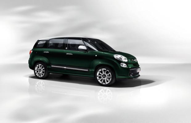 Sieben Sitze im Fiat 500L Living