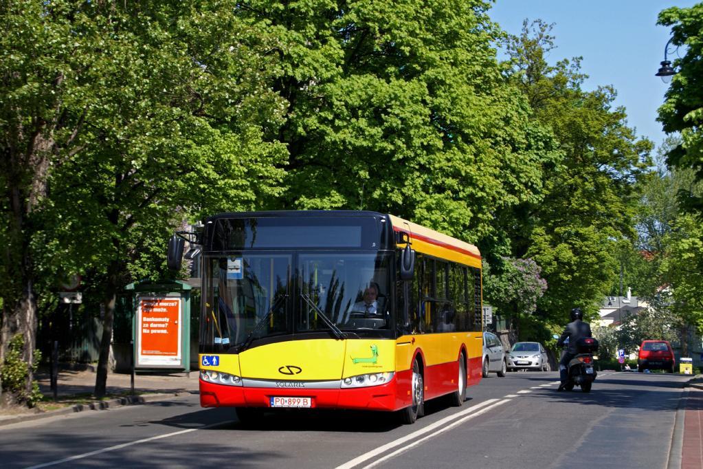 Solaris Urbino-Busse mit Euro 6-Motoren von DAF