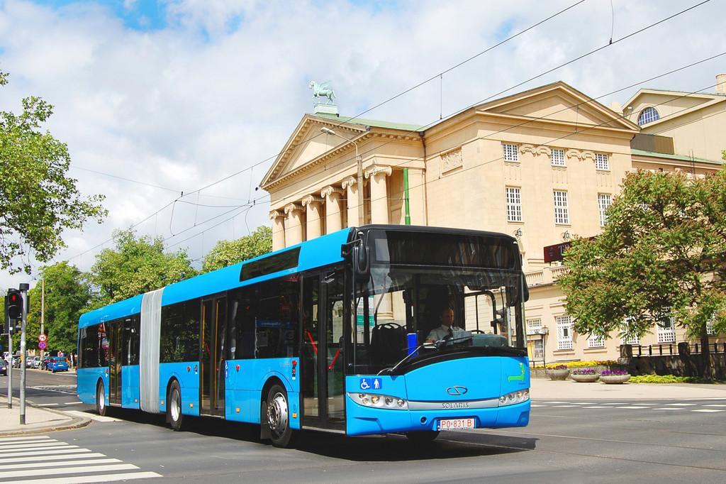 Solaris Urbino jetzt auch mit Euro-6-Motoren