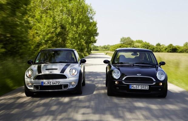 Spurten und sparen: Zehn Jahre Diesel im Mini