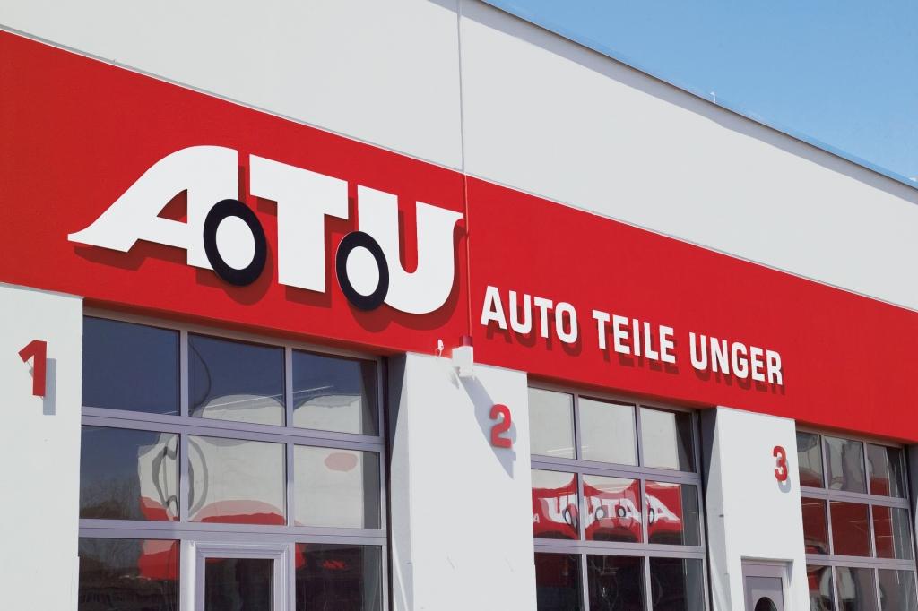 Stop + Go und ATU beste Autowerkstatt-Ketten