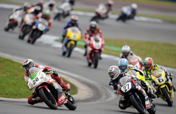 Superbike-IDM in Oschersleben