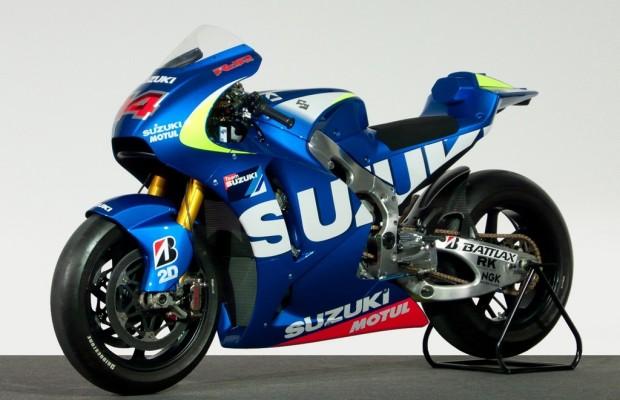 Suzuki kehrt 2015 in die Moto GP zurück