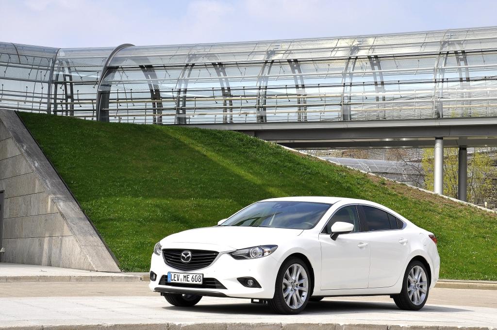 Test Mazda6 2.5 Skyactiv-G Sports-Line: Coupé-Eleganz zum fairen Preis