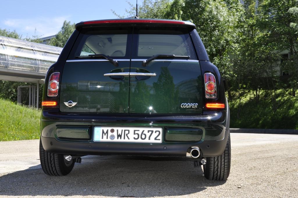 Test Mini Cooper Clubman – Style hat seinen Preis