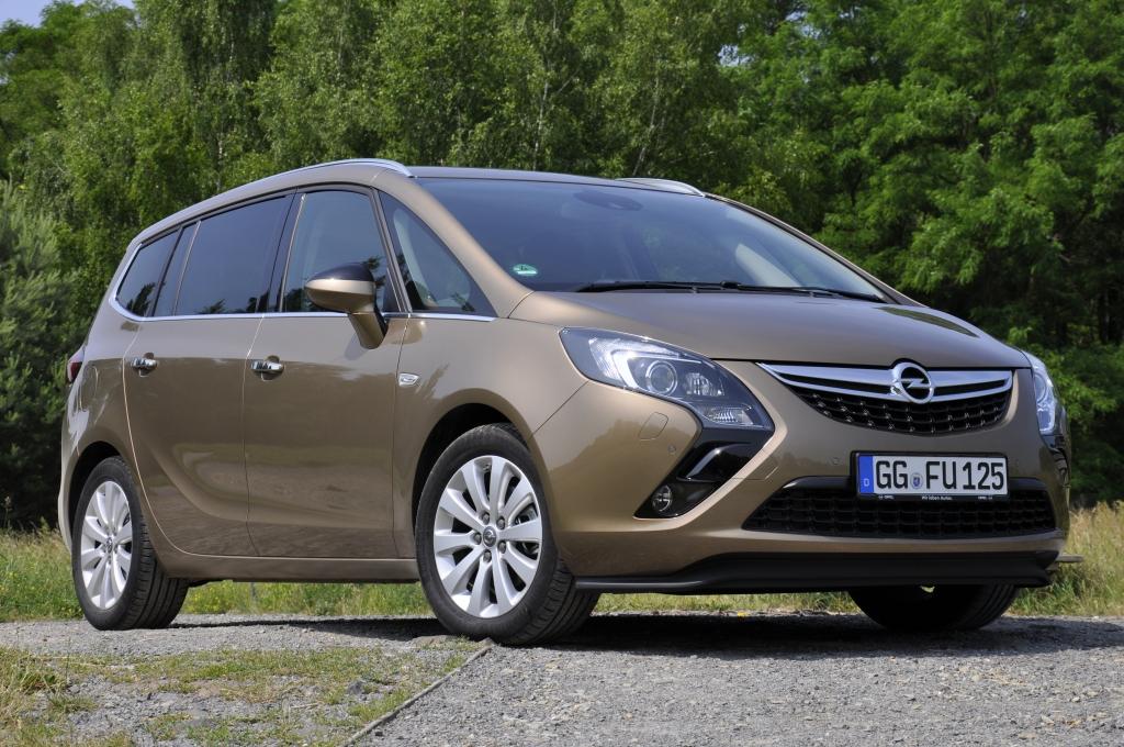 Test Opel Zafira Tourer 1.6 CDTI – Leinen los per Knopdruck