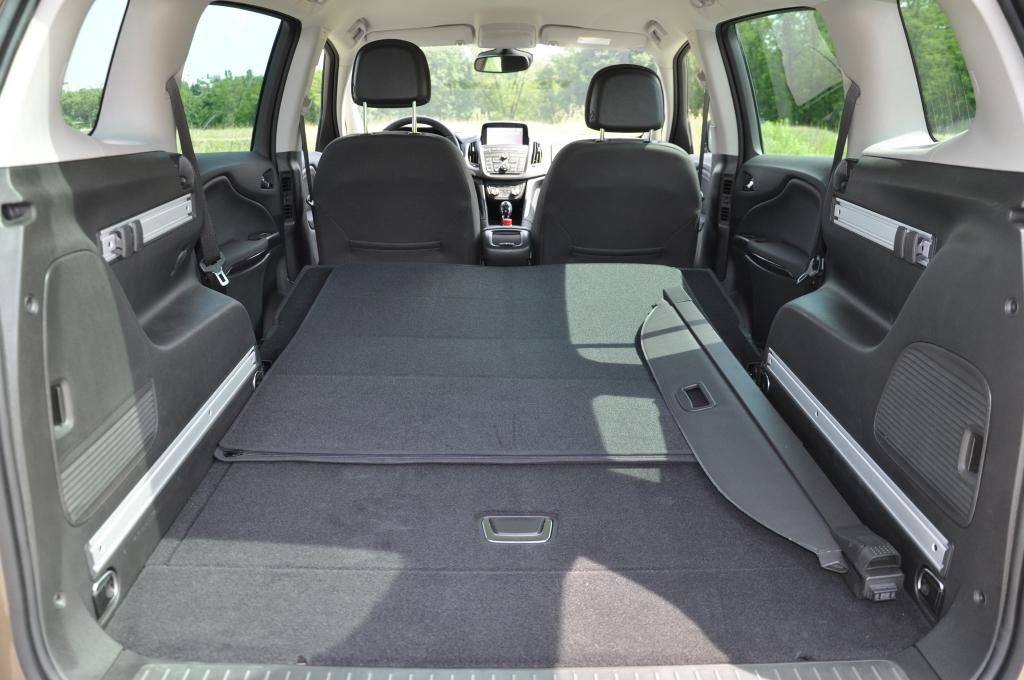 Test Opel Zafira Tourer 1.6 CDTI – Mit oder ohne Leine