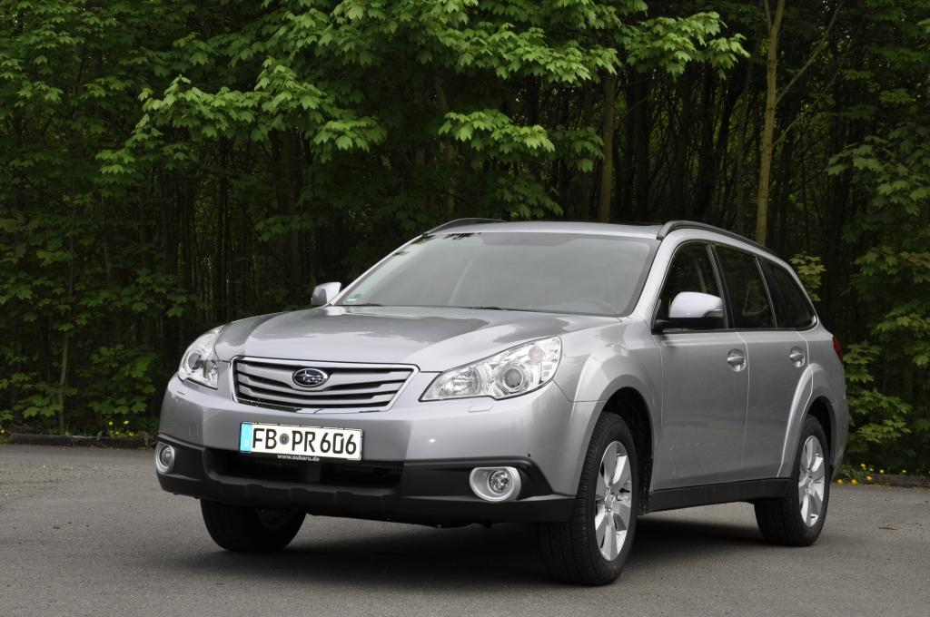 Test: Subaru Outback 2.5i – Vor langer Zeit seiner Zeit voraus