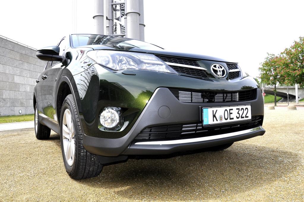 Test Toyota RAV4 2.0 D-4D 4x2 Executive: Kräftig, geräumig und komfortabel