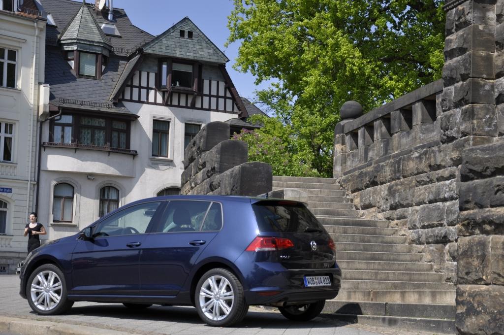 Test VW Golf 1.2 TSI – Der »nicht so ganz« Volkswagen