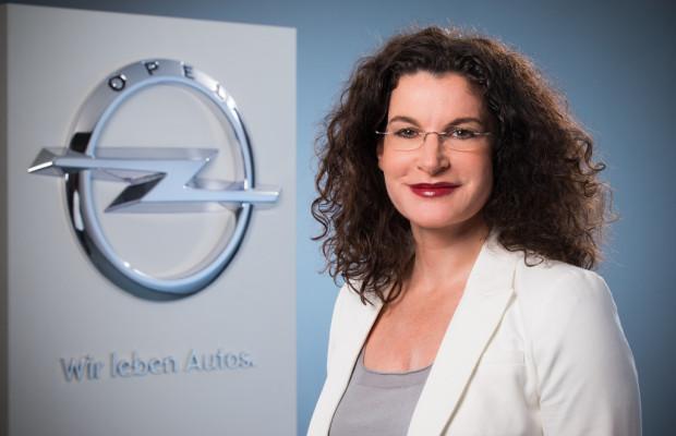 Tina Müller steuert Opel-Marketing