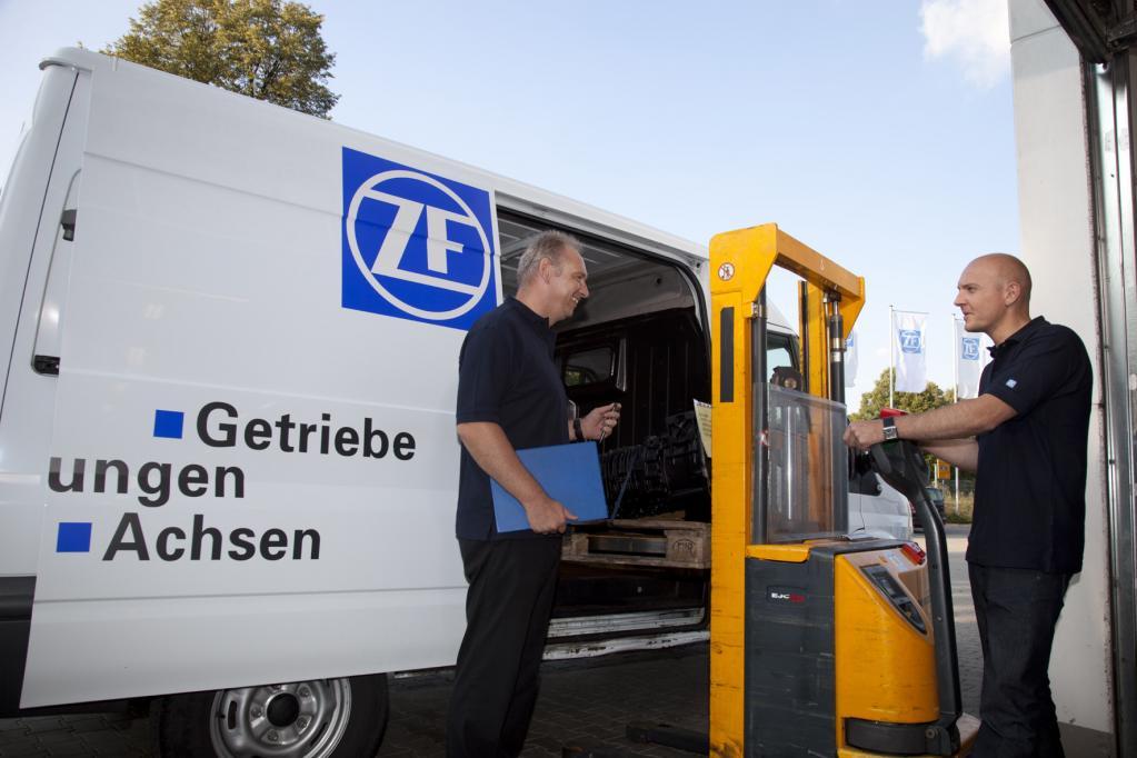 Top-Zulieferer starten 2014 Full-Service-Dienstleistung für Werkstätten