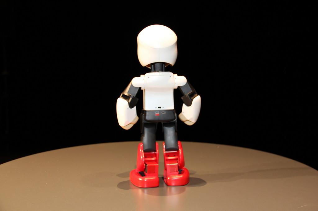 Toyota-Roboter fliegt zur ISS-Raumstation