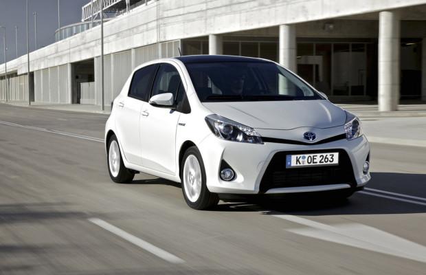 Toyota Yaris Hybrid nach Ansturm wieder lieferbar