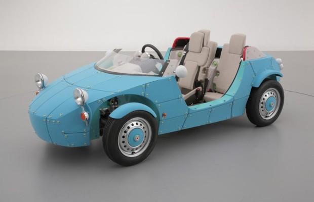 Toyota präsentiert Spaßmobil auf Spielzeugmesse