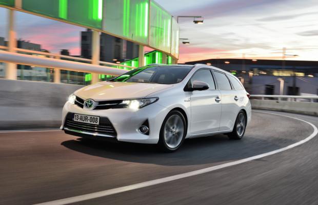 Toyota startet Produktion des Auris Touring Sports