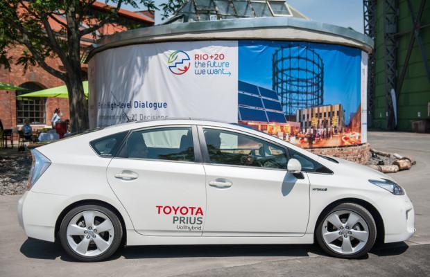Toyota unterstützte UN-Konferenz in Berlin