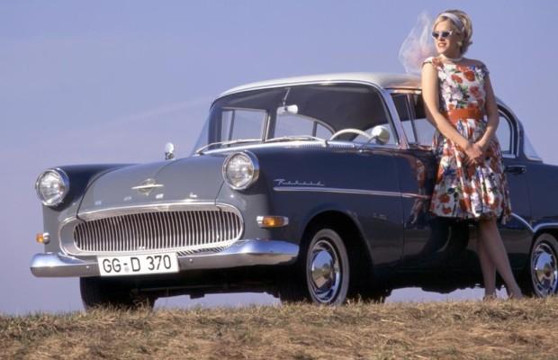 Tradition: 60 Jahre Opel Rekord - Millionäre, Maharadschas und die goldene Mitte
