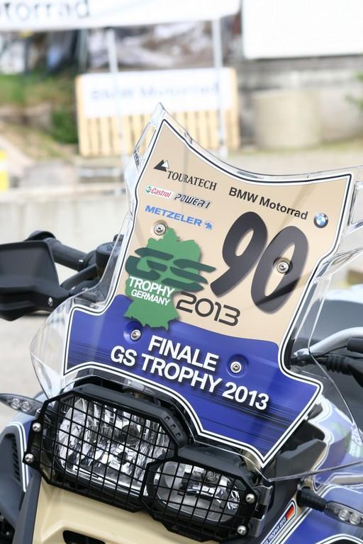 Trophy bei Touratech: Gaudi im Geist der GS