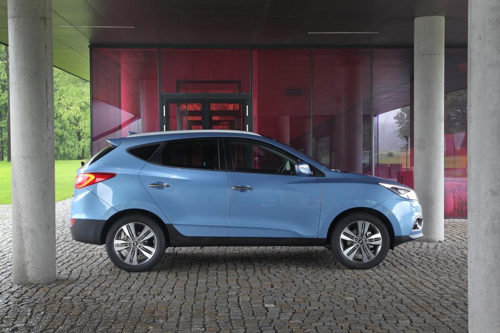Unter der Haube sind es auch nur Kleinigkeiten, mit denen Hyundai die Motorpalette auf Vordermann bringt