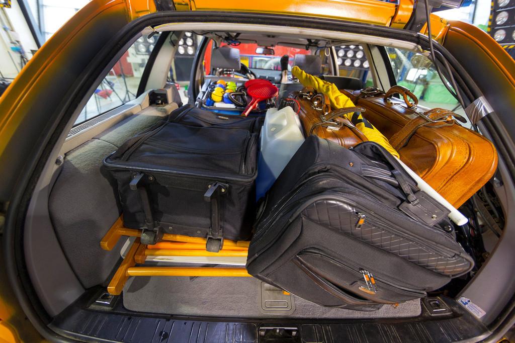 Urlaubsgepäck: Wenn der Koffer zum tödlichen Geschoss wird