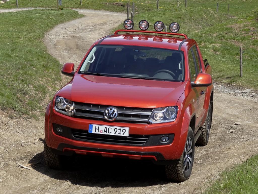 VW Amarok Canyon: Vom Arbeitstier zum Hingucker