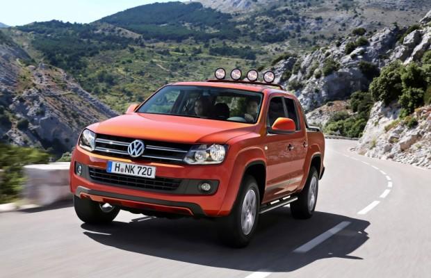 VW Amarok als Geländewagen 2013 ausgezeichnet