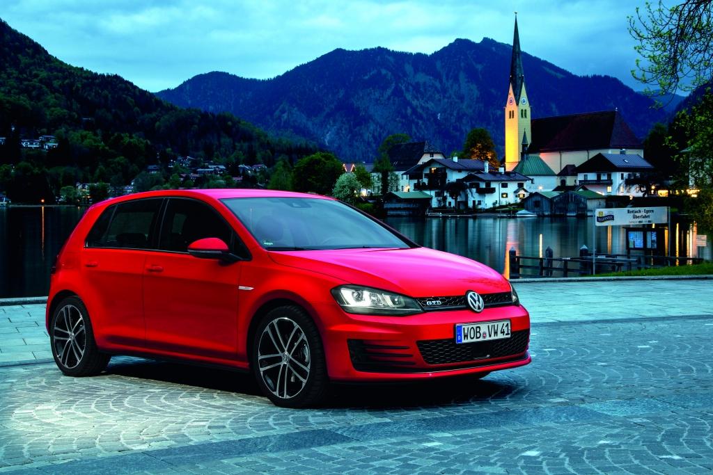 VW Golf GTD: Hier gibt's mächtig was auf die Ohren!