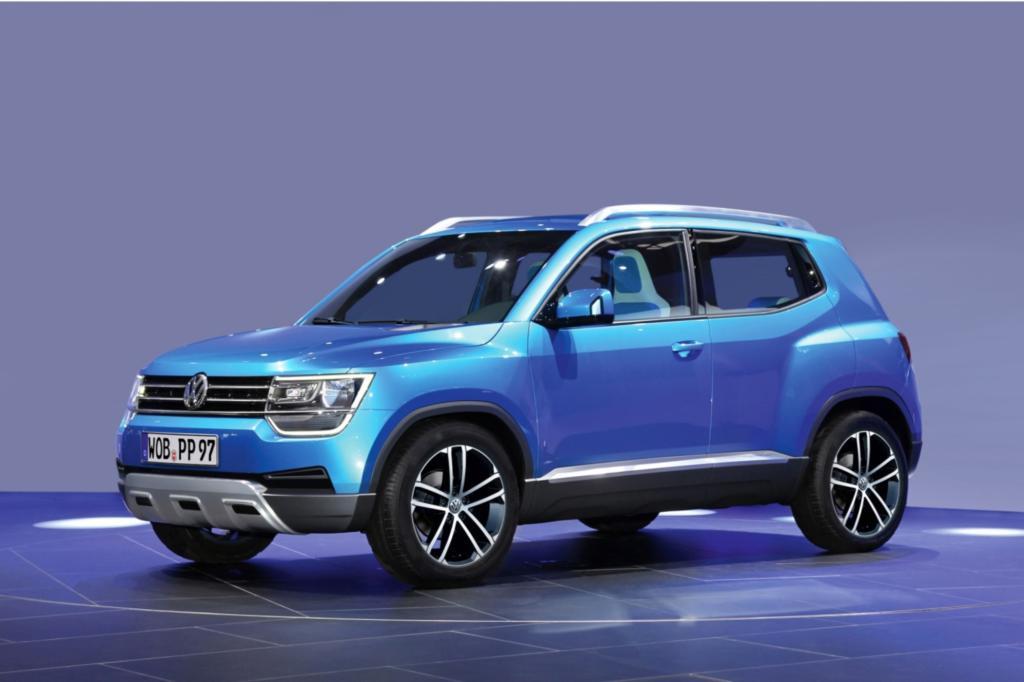 VW Taigun kommt 2016 - Kleiner Bruder für den Tiguan