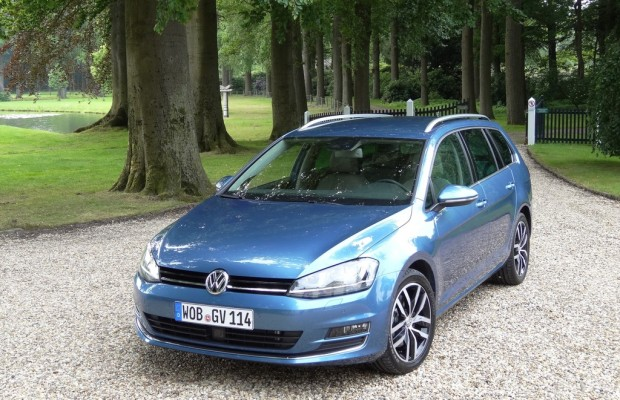 Volkswagen Golf Variant: Charaktersache