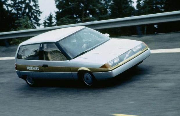 Volvo LCP fuhr vor dreißig Jahren in die Zukunft