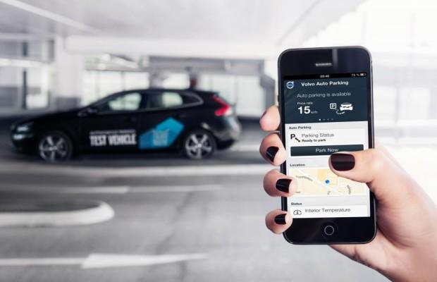 Volvo plant autonomes Auto - Aussteigen und Einparken lassen