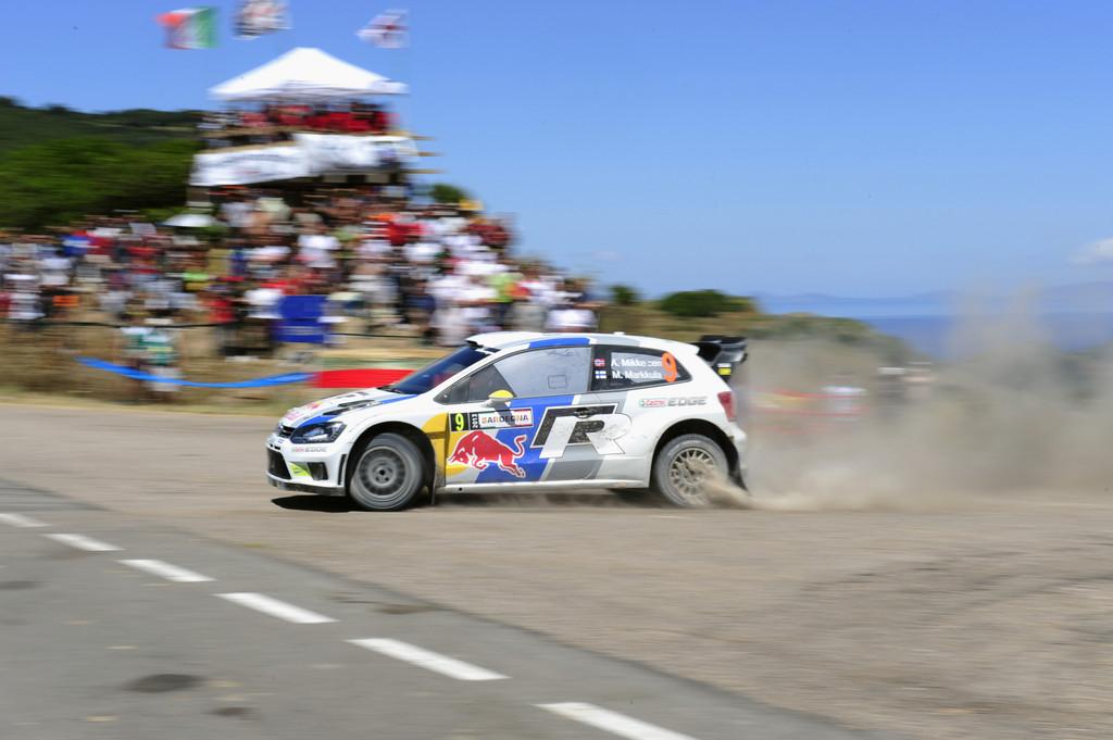 WRC 2013: Ogier holt sich den vierten Sieg