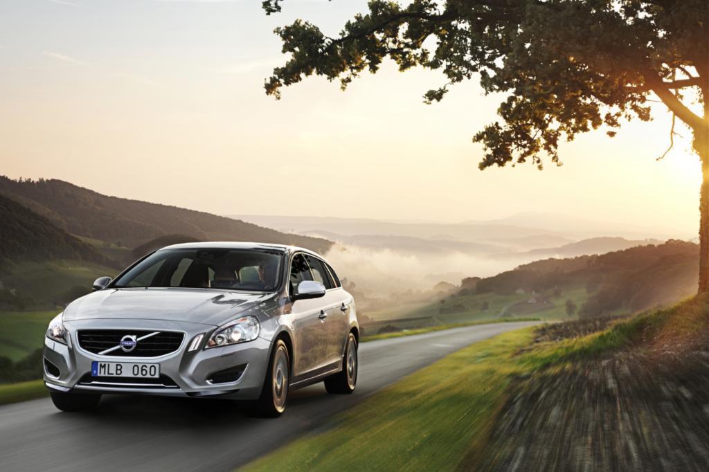 Wegen guter Nachfrage musste Hersteller Volvo schon die Produktionskapazität für seinen V60 Plug-in-Hybrid erhöhen