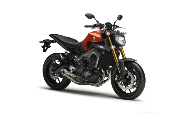 Yamaha bringt im Oktober die MT-09