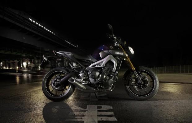 Yamaha mit neuem Dreizylinder-Naked-Bike