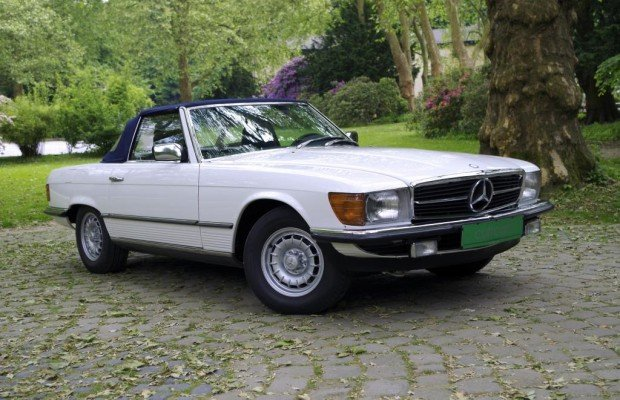 Youngtimer im Test: Mercedes 380 SL - Piekfeiner V8 in klein