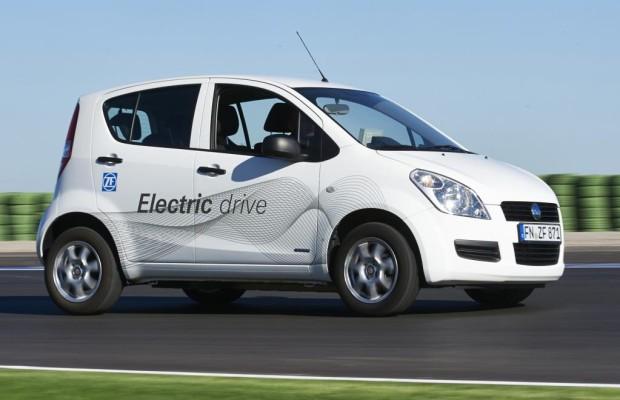 ZF Elektroantrieb: Schnell, weit und alltagstauglich