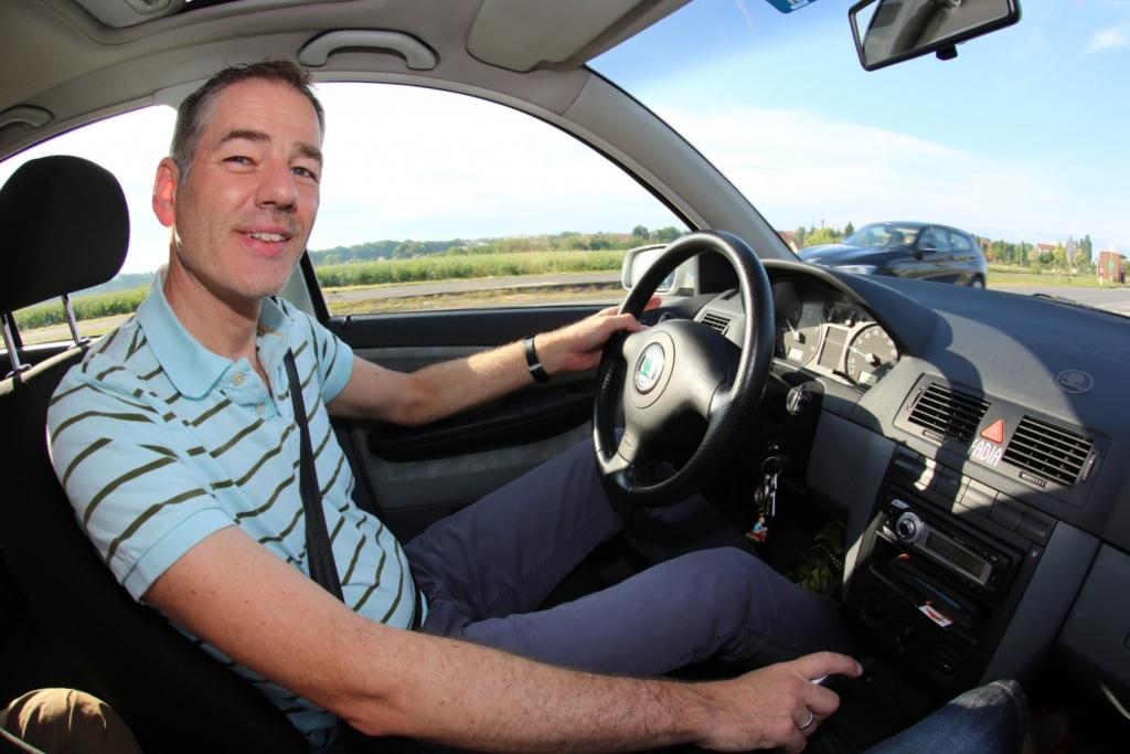 2000 kaufte sich Kirchhoff einen Skoda Fabia für umgerechnet 13.400 Euro