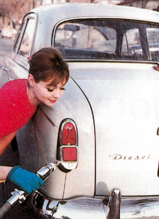 75 Jahre Dieselmotoren in Personenwagen von Peugeot