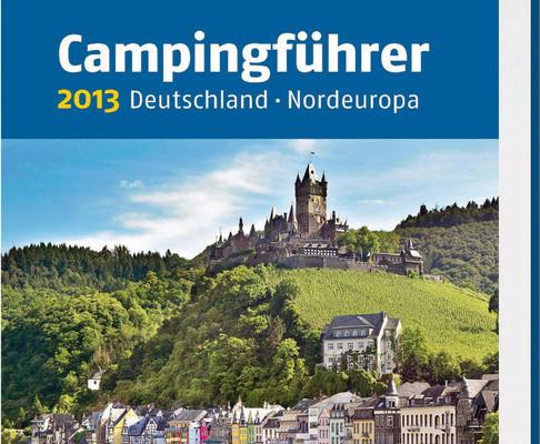 ADAC veröffentlicht Campingführer 2013