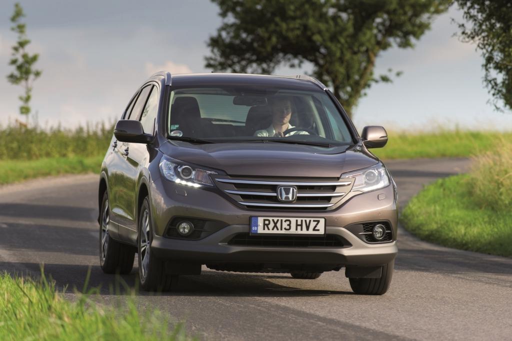 Ab Mitte Oktober erweitert Honda das Frontantriebsangebot um den bereits aus dem Civic bekannten, 1,6-Liter-Diesel.