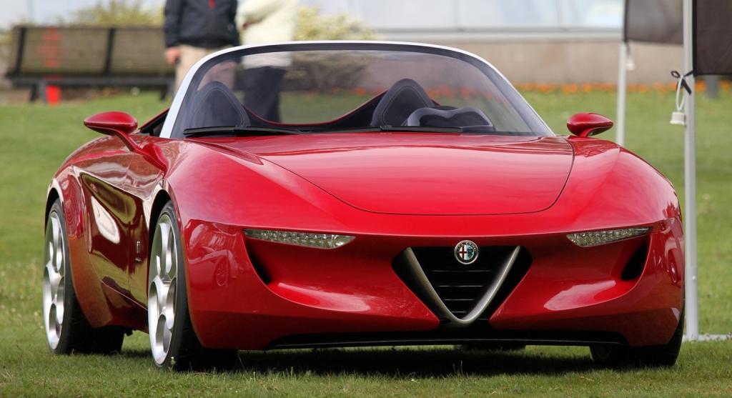 Alfa Romeo Spider kommt 2015 und soll kein »Retro-Flitzer« werden