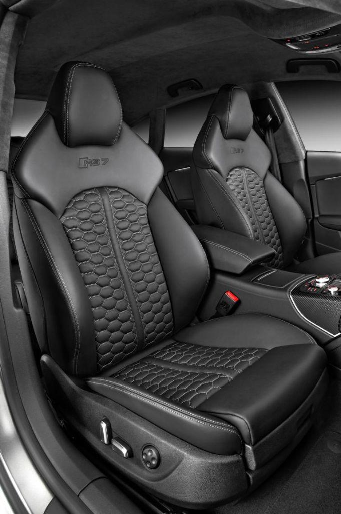 Audi RS 7 Sportback: Sportwagen und Reiselimousine