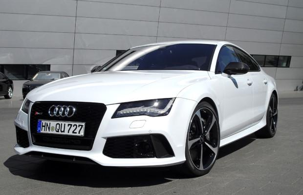 Auf Hochleistung getrimmt: Audi kündigt RS7 Sportback als Biturbo für Oktober an