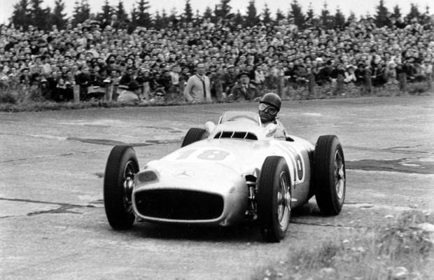 Auktions-Rekordpreis für F1-Silberpfeil