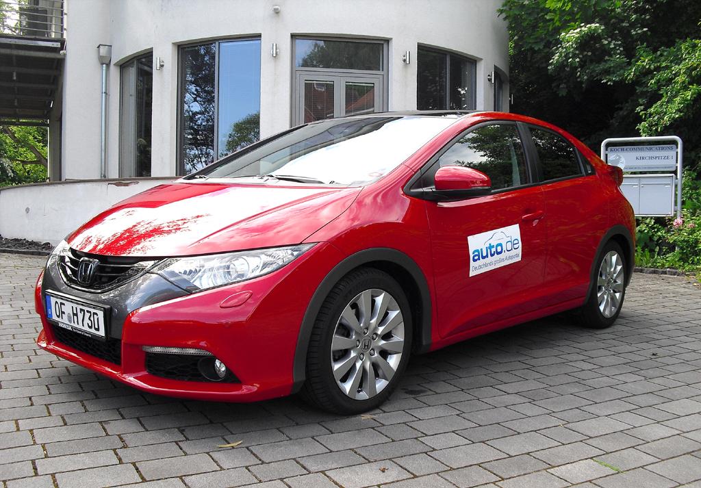 Auto im Alltag: Honda Civic