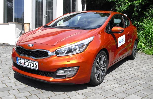 Auto im Alltag: Kia Pro Cee'd
